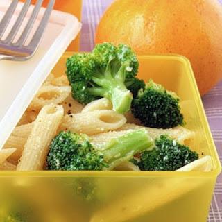 Pasta and Broccoli Salad.