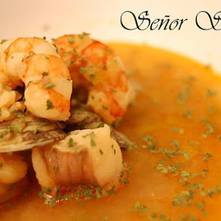Christmas Shellfish Soup