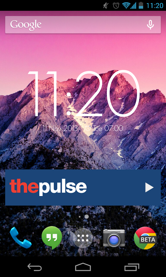The Pulse Radio - screenshot