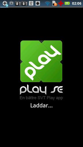 Play SE för svtplay.se