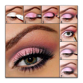 Makeup your Eyes Step by Step
