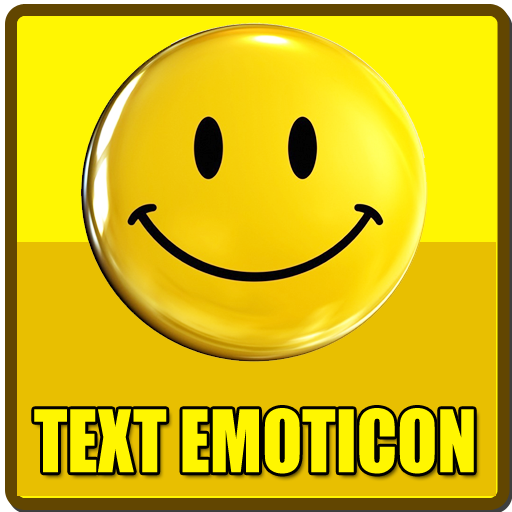 Text Emoticon Smileys LOGO-APP點子