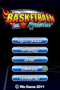 Basketball Pointer- screenshot thumbnail