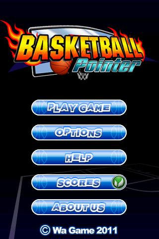 Basketball Pointer - screenshot