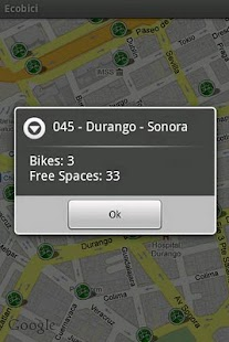 Ecobici- screenshot thumbnail