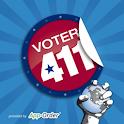Voter 411 logo