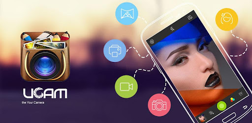 Aplikasi UCam Ultra Camera 6.0.2 Final APK,  Download Now  !!!!