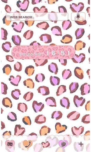 Cute Theme-Leopard Print- 1.0 Windows u7528 1