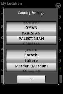 Prayer Time & Qibla (Widget) Screenshot 5