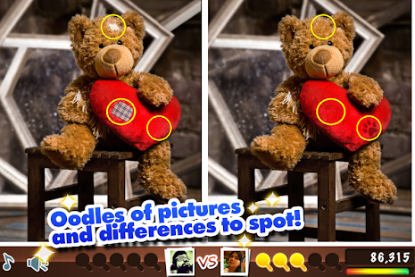 Spot Differences: Challenge! - screenshot thumbnail