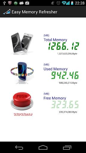 Easy Memory Refresher