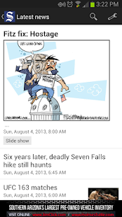 Arizona Daily Star Mobile - screenshot thumbnail