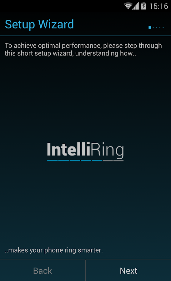IntelliRing Free- screenshot