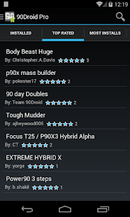Extreme Fitness Tracker Pro Screenshot