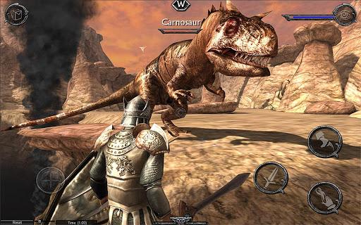 Ravensword: Shadowlands 3d RPG  screenshots 1