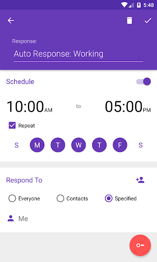 Alertify - Auto Responder