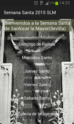 SemanaSanta 2015 - SLM