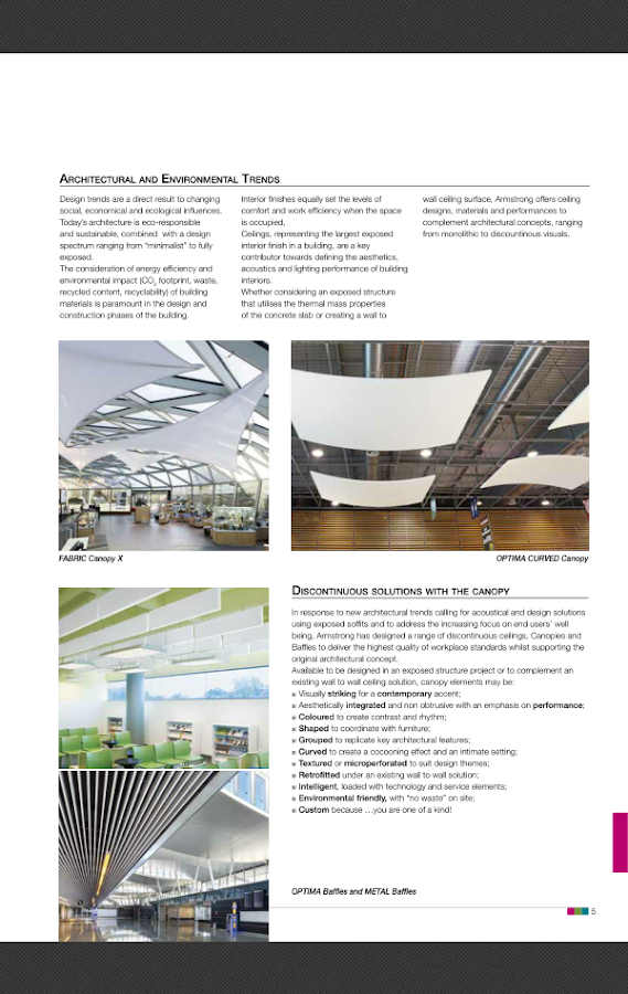 Armstrong Ceiling Solutions- screenshot