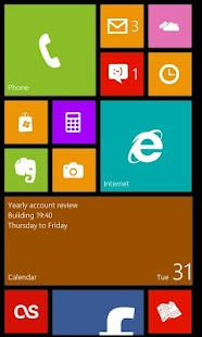 Fake Windows Phone 8 - screenshot thumbnail