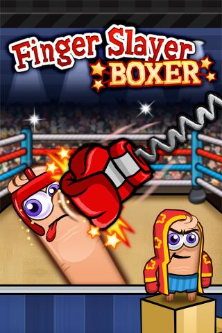 Finger Slayer Boxer - screenshot