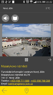 Nový Jičín - audio tour- screenshot thumbnail