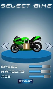 Bike Road Sprint 3D- screenshot thumbnail