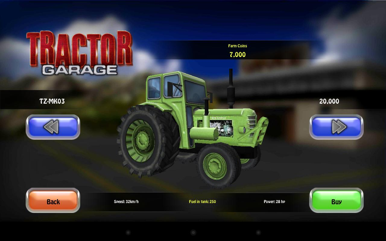 Tractor: Farm Driver - Gold - screenshot