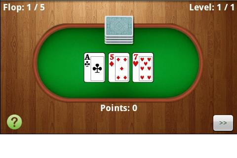 Flop Analyzer: Poker Training Screenshot