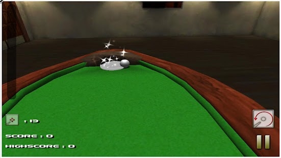 Super Billiard- screenshot thumbnail