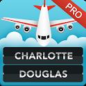 Charlotte Airport Info Pro icon