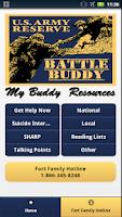 Screenshot of Battle Buddy