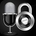 voz de bloqueo de pantalla icon