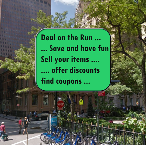 Sell Buy Coupons Auctions Map