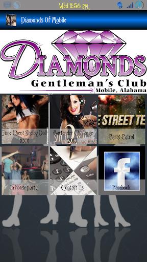 Diamonds Of Mobile