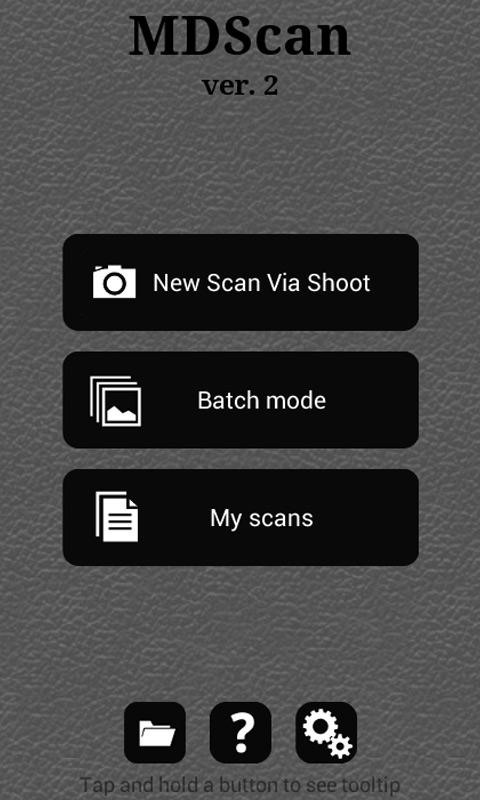 Mobile Doc Scanner 2 - screenshot