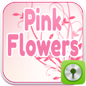 GO Locker Pink Flowers