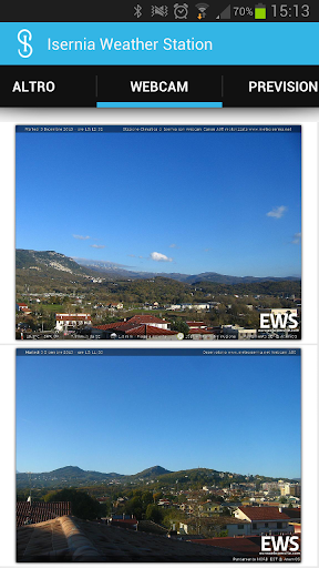 【免費旅遊App】IWS - Isernia Weather Station-APP點子