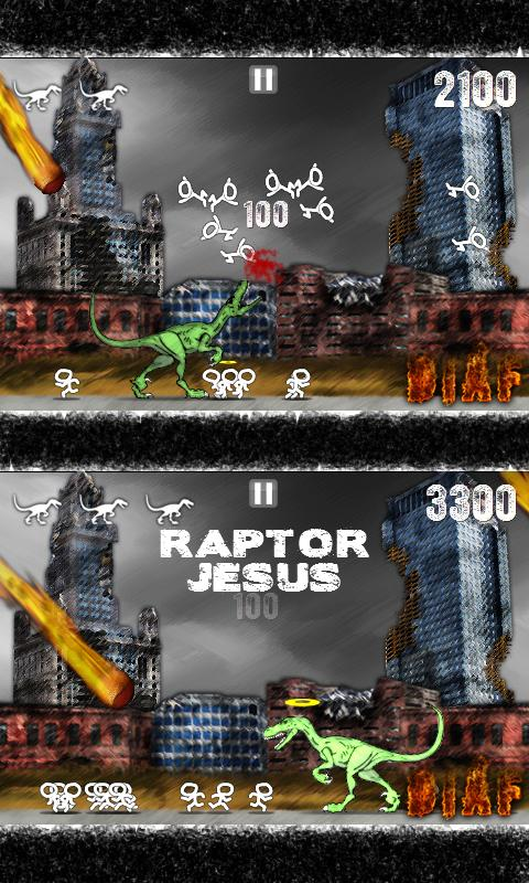 Rapture Raptor - screenshot