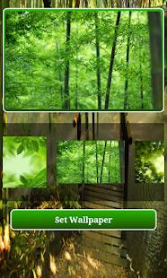 Natural wallpaper HD screenshot