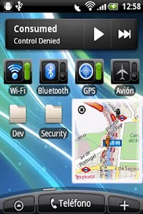 Where I Am Widget- screenshot thumbnail