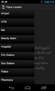 Nearby Place Locator v2.9
