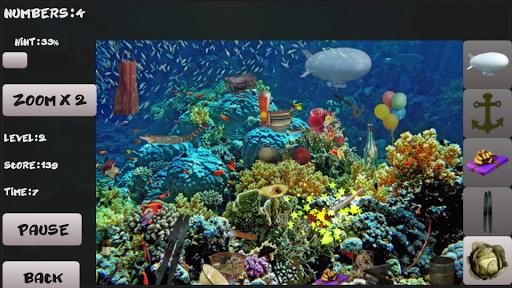 Atlantis. Hidden objects 1.0.1 screenshots 5