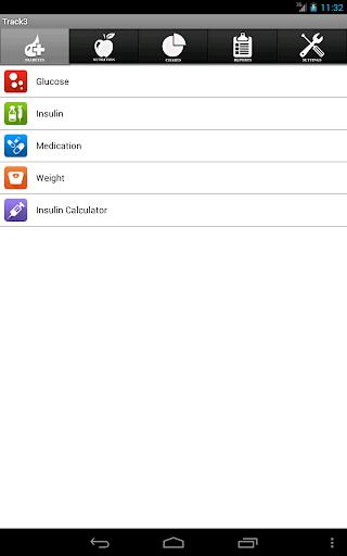 玩免費醫療APP|下載Track3 Diabetes Tracker app不用錢|硬是要APP
