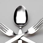 餐具拼图 icon