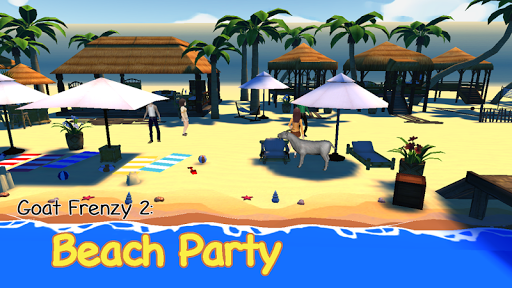 Goat Beach Party