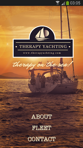 Therapy Yachting