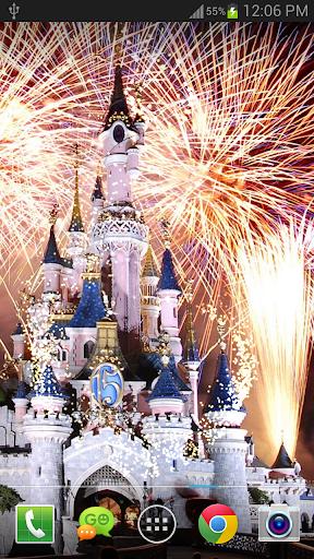 New Year Fireworks LWP (PRO) 1.3.1 screenshots 8