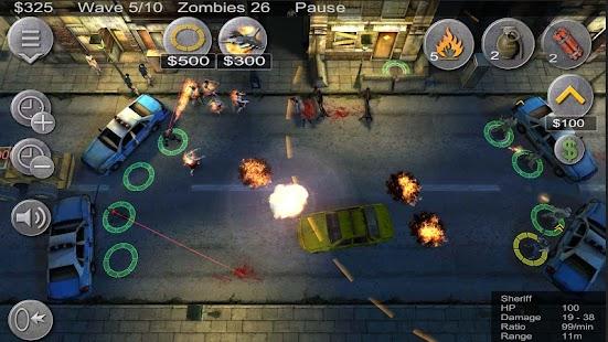 Zombie Defense Screenshot 22