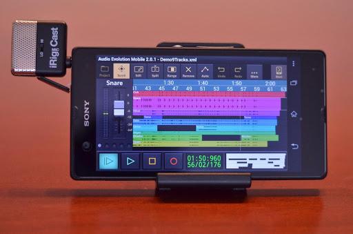 Audio Evolution Mobile Studio TRIAL  screenshots 4