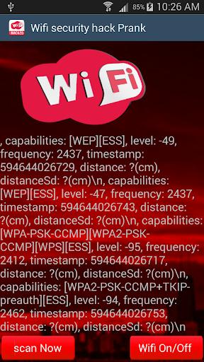 免費下載娛樂APP|WiFi Security Hack Prank app開箱文|APP開箱王